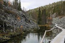 Pyha-Luosto National Park, Pyhatunturi, Finland