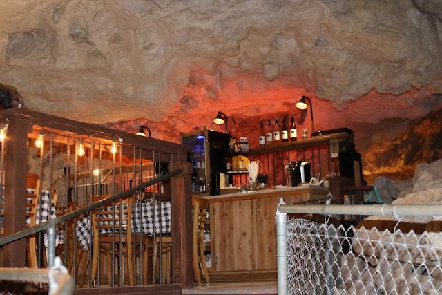 Grand Canyon Caverns Campground