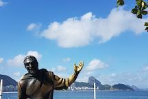 Estatua de Dorival Caymmi, Rio de Janeiro, Brazil