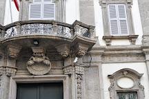 Palazzo Cusani, Milan, Italy
