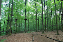Hochseilgarten Luetjensee, Luetjensee, Germany