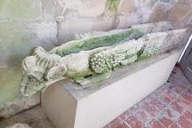 Chapelle des Templiers, Laon, France