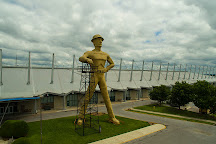 The Golden Driller, Tulsa, United States