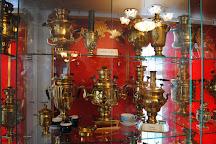 Museum Samovarov, Gorodets, Russia