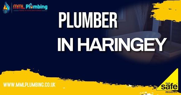 plumber in Haringey