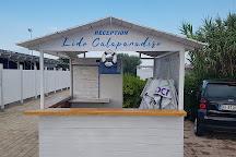 Lido Cala Paradiso, Monopoli, Italy