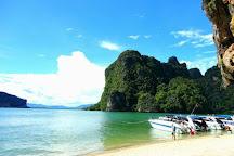 James Bond Island, Ao Phang Nga National Park, Thailand