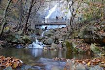 Mundong Waterfall, Geoje, South Korea