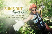 Lake Geneva Ziplines & Adventures, Lake Geneva, United States