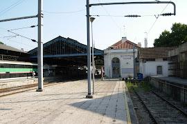 Железнодорожная станция  Alcantara Terra