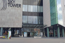 Sky Tower Observation Deck, Wroclaw, Poland