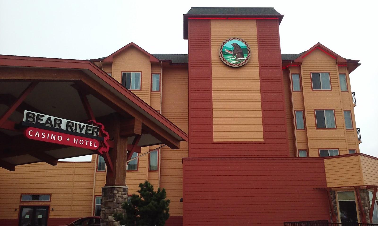 Bear River Casino Resort Outplanet