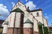 Stadtkirche Sankt Marien, Gengenbach, Germany