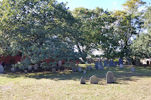 Old Burying Point Cemetery, Salem, United States