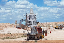 Tom's Working Opal Mine, Coober Pedy, Australia