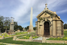 Mountain View Cemetery, Oakland, United States