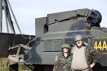 Tank Driving Scotland, Auchterhouse, United Kingdom