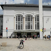 Станция  Salzburg Hbf