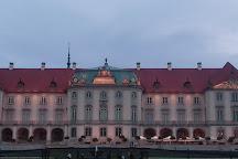 Park Fontann, Warsaw, Poland