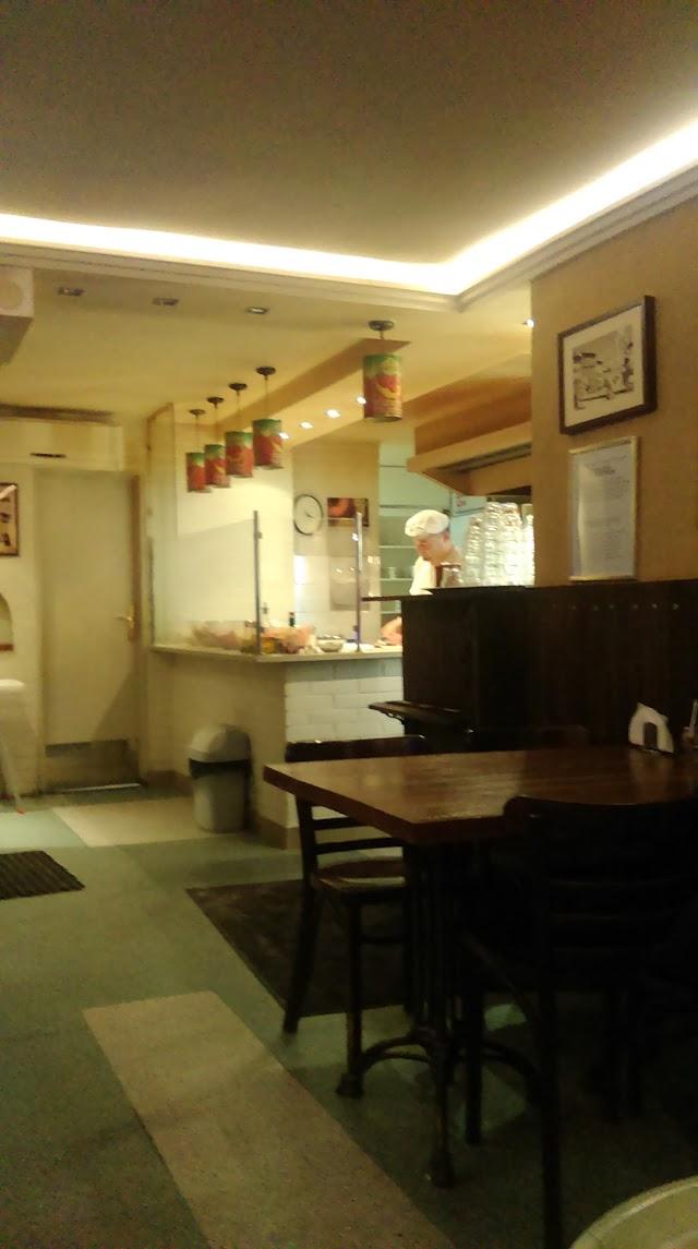 Na Barskiej. Pizzeria