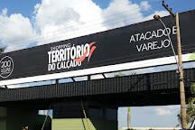 Shopping Territorio do Calcado, Jau, Brazil