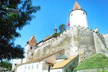 Krivoklat Castle, Krivoklat, Czech Republic