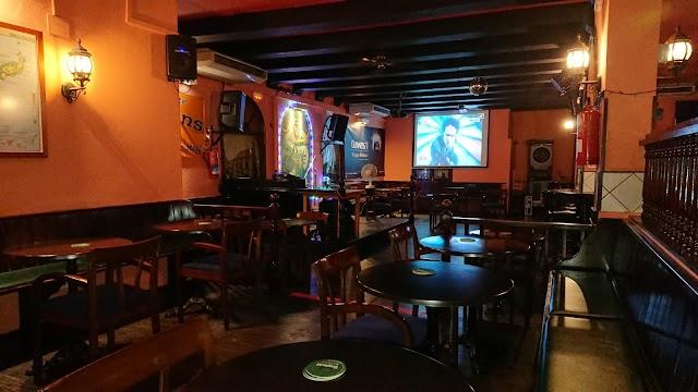The Irish Harbour Bar