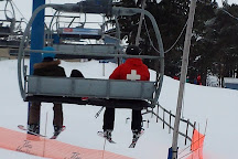 Laurentian Ski Hill, North Bay, Canada