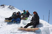 Rebel Alliance Snowboarding, Tignes, France