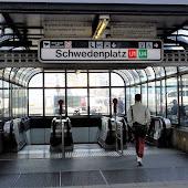 Станция  Schwedenplatz