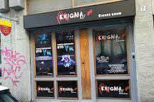 Enigma Mr. J Escape Room, Turin, Italy