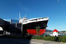 Hurtigruten Museum, Stokmarknes, Norway