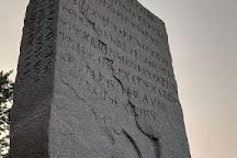 Kensington Runestone, Alexandria, United States
