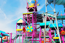 Splash Zone Waterpark, Wildwood, United States