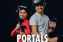 Portals VR Arcade, Riga, Latvia