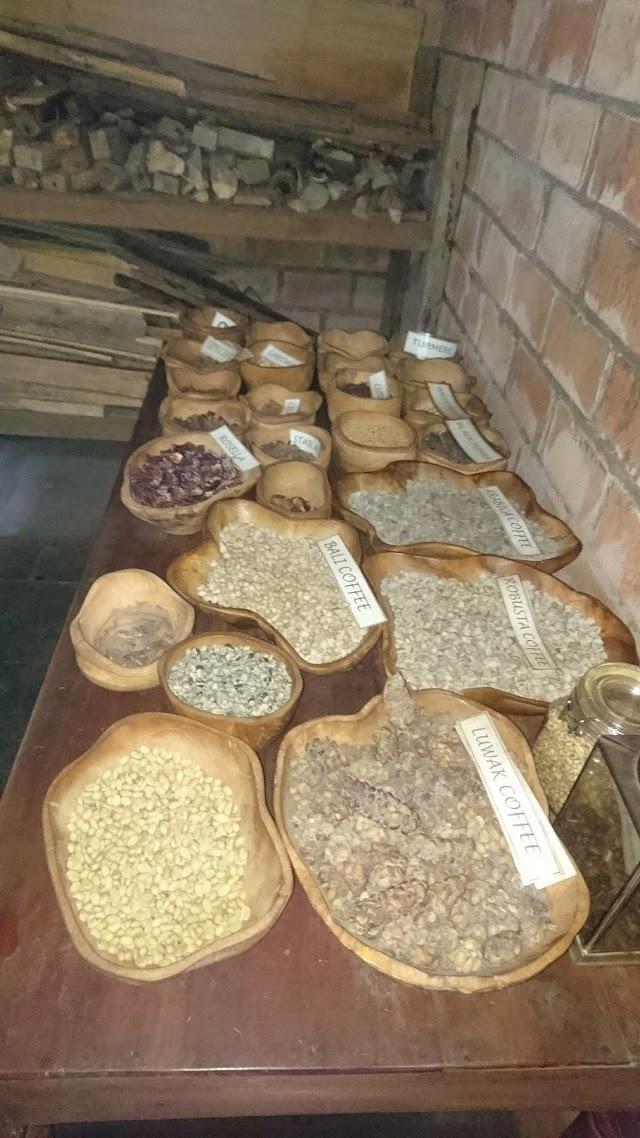 Baturiti Luwak Coffee