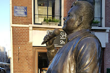Andre Hazes Monument, Amsterdam, The Netherlands