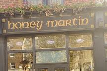 Honey  Martin, Montreal, Canada