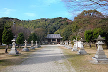 Matsuho Shrine, Awaji, Japan