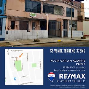 Kovin Aguirre - Agente Remax Platinum Trujillo 1