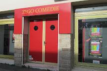 Le Zygo Comedie, Vannes, France