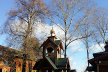 Epiphany Church, Zhavoronki, Russia