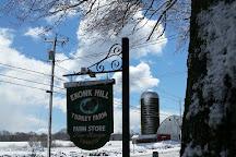 Ekonk Hill Turkey Farm, Moosup, United States