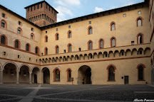 Castello Sforzesco, Milan, Italy