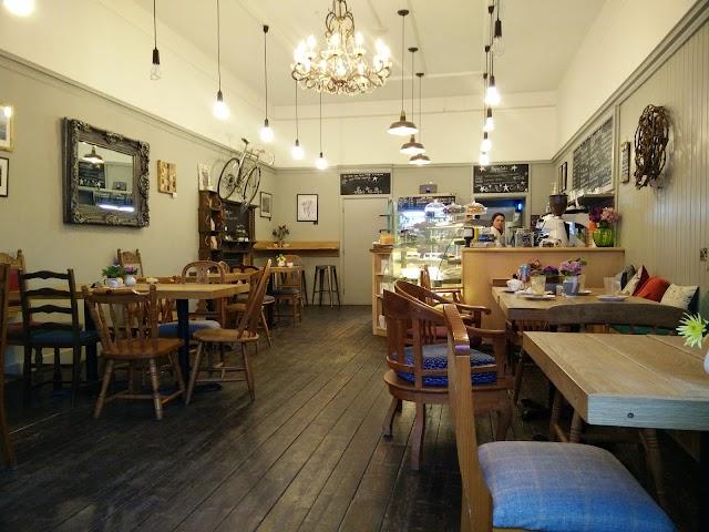 Cafe Calluna