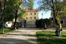 Opatovina Park, Zagreb, Croatia