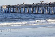 Jacksonville Beach Fishing Pier, Jacksonville Beach, United States