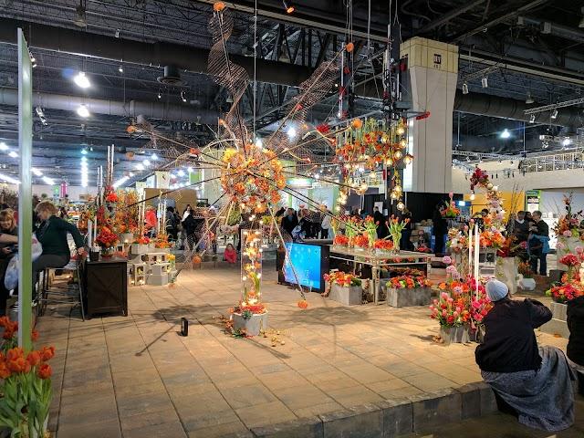 Convention Center - Philadelphia Flower Show
