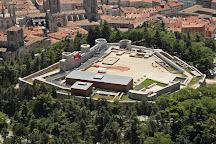 Castillo de Burgos, Burgos, Spain