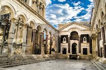 Palazzo di Diocleziano, Split, Croatia